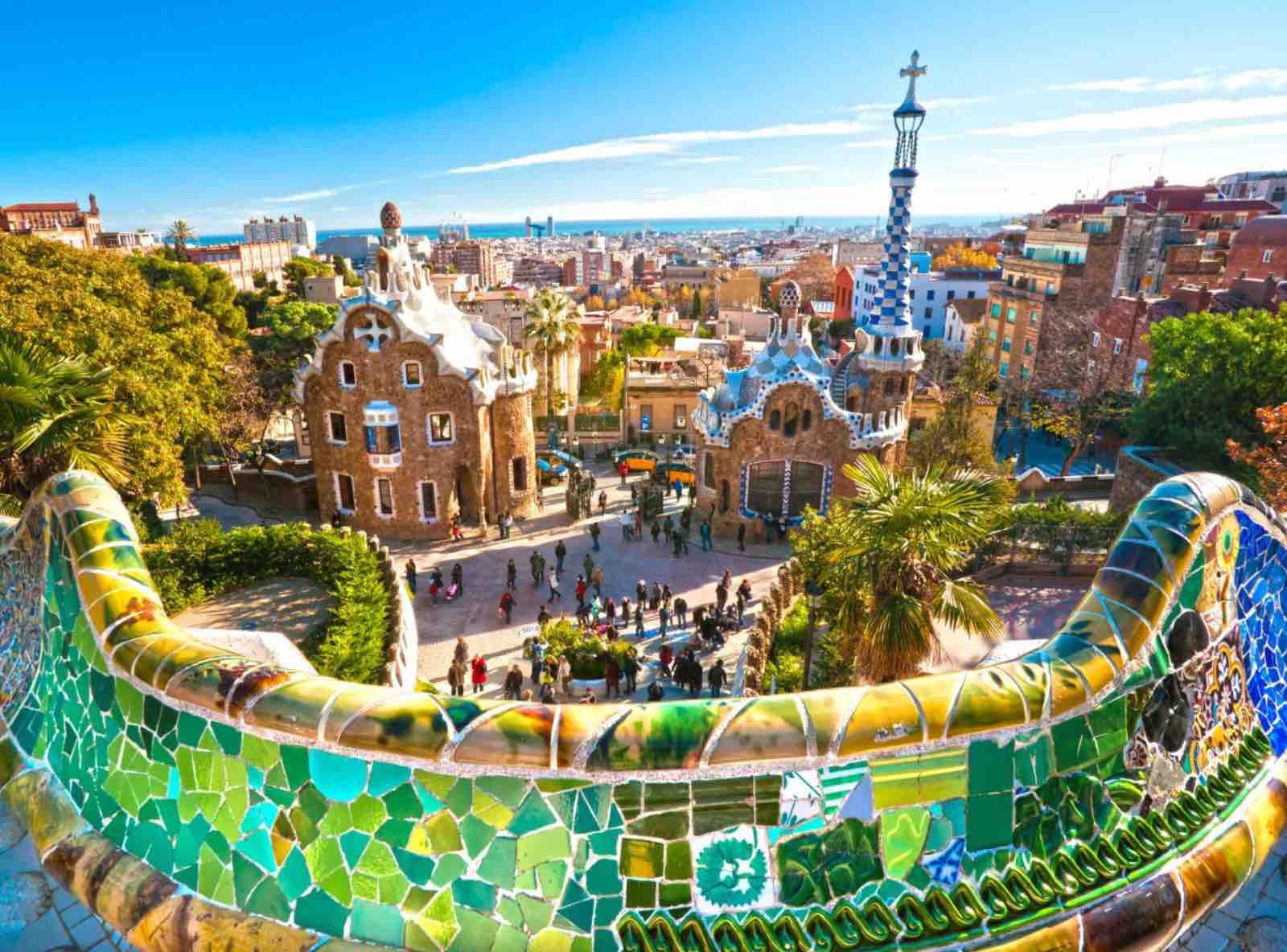 Next destination – Barcelona